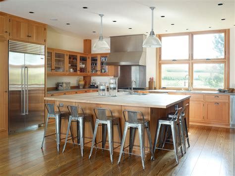 farmhouse kitchen with island thistle hill farm