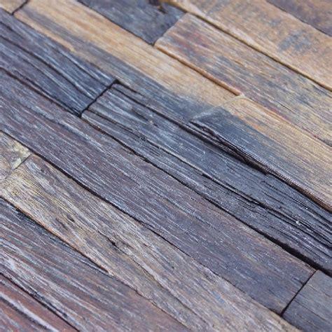 natural wood mosaic tile rustic wood wall tiles nwmt010