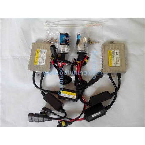 Lu Hid H1 55 Watt kit x 233 non canbus h1 8000k 55w