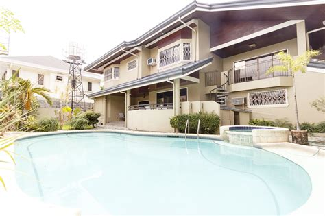 5 bedroom houses for sale with swimming pool 5 bedroom house for sale in banilad cebu grand realty