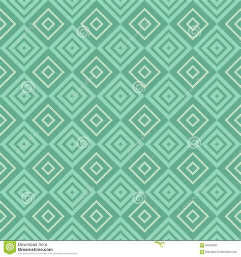 pattern and texture difference retro mint different seamless patterns stock illustration