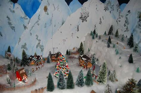 Christmas Village Pictures » Home Design 2017
