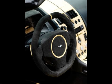 aston martin steering wheel mansory db9