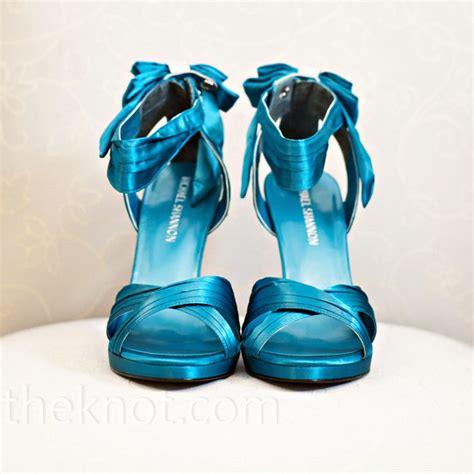 teal wedding shoes 301 moved permanently