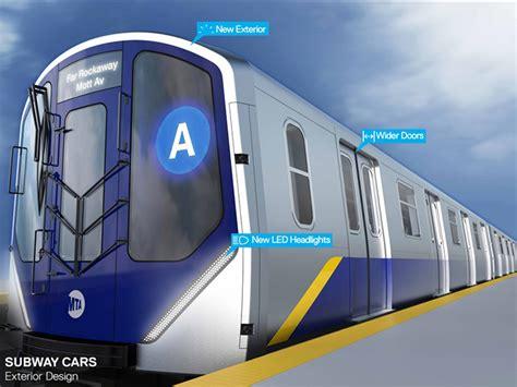 Nyu Mba Mta Linkedin by New York Mta To Procure 1025 Subway Cars Railway Gazette