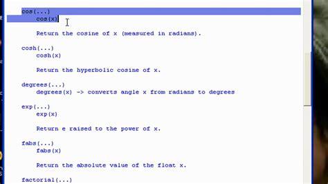 tutorial python 3 python 3 tutorial 7 modules all free video tutorials