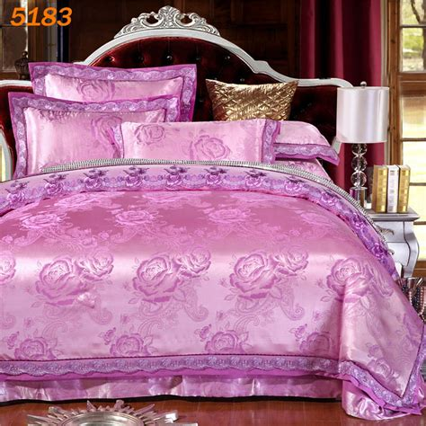 cute queen comforter sets 6pcs set silk comforter cover kings cute bedding set