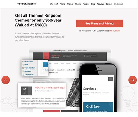 themeskingdom beautypress the ultimate collection of wordpress theme shops wp mayor