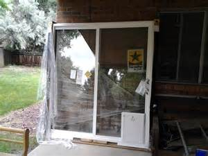 How To Install A Sliding Patio Door Install Ready Patio Sliding Glass Door With Door Installed Door