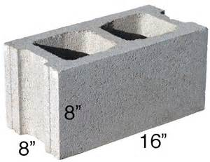 concrete block calculator find the number of blocks