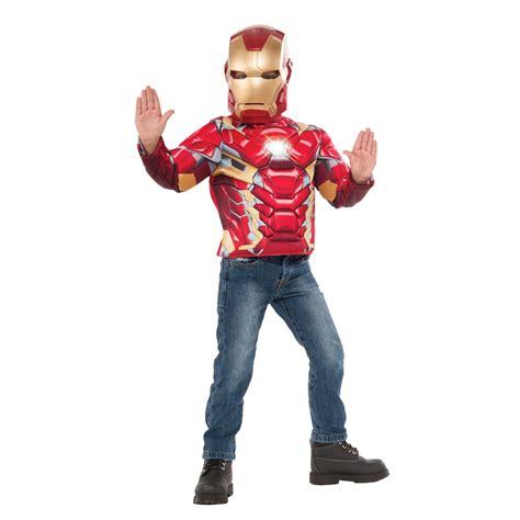 iron man light child costume buycostumescom