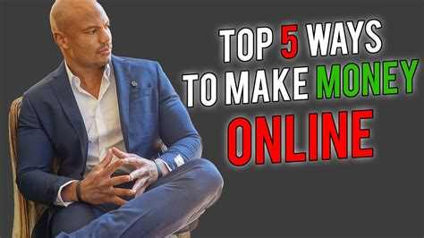 Top 5 Ways To Make Top 5 Ways To Make Money In 2018 Live