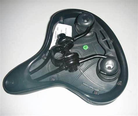 cruiser bicycle seat schwinn sw74i63 pillow top cruiser bicycle seat ebay