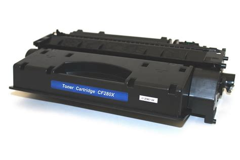 Printer Toner compatible hp cf280x hp 80x black laser toner cartridge