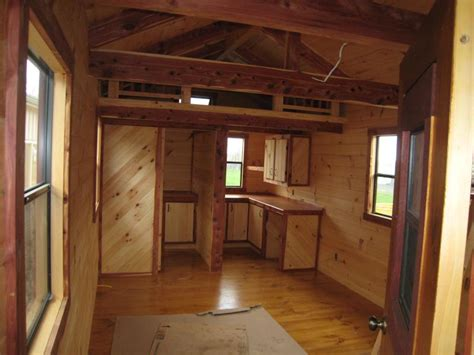 one room cabin designs