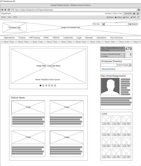 powerpoint wireframe template for ui design powerpoint wireframe template ui design images