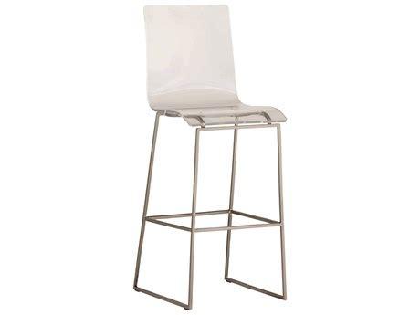 gabby king bar stool gabby king antique gold clear acrylic counter stool