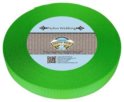 lime x net buy 3 4 inch lime green heavy webbing