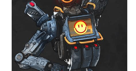 pathfinder  scout apex legends characters