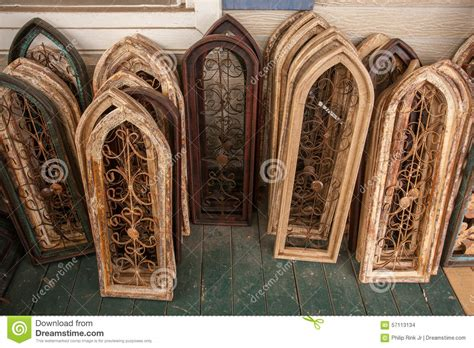 home decorative shutters stock photo image of scrolled store decorative