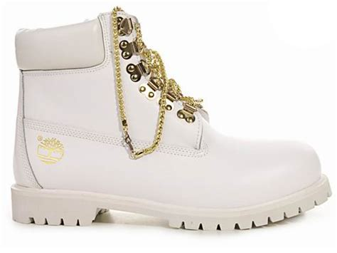 white and gold timberland boots top quality lower price timberland custom 6 inch boots