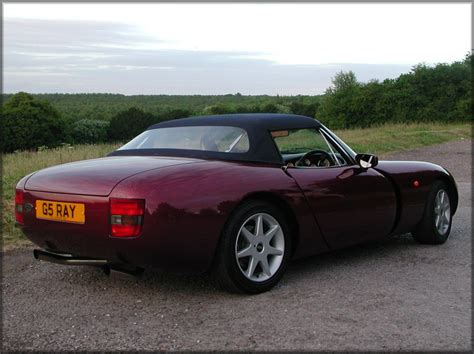 Tvr Chimaera Sound Tvr Griffith Exhaust Sound Tvr Chimaera Sound With