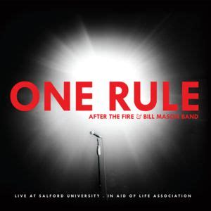 one rule one rule live at maxwell hall reduced