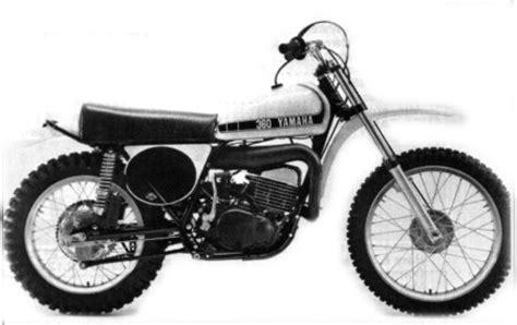 Yamaha Mx360a 1974