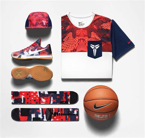 nike usa imagenes celebrate fourth of july a bit early with nike basketball