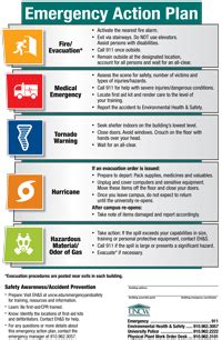 Mba Emergency Management by Emergency Management Environmental Health Safety Uncw