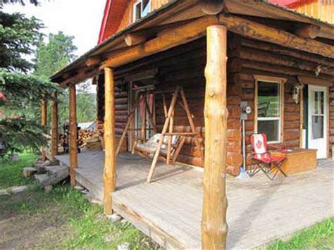 Kananaskis Cabins For Rent by Anchor D Outfitting Horseback Cabins For Rent