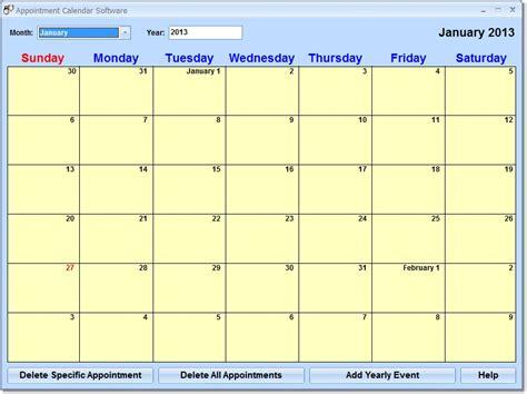 printable calendar software calendar software free calendar template 2016