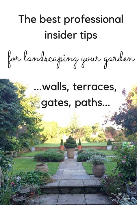 12 Insider Tips On How To Make A Like You by 12 Professional Insider Tips For Landscaping Your Garden
