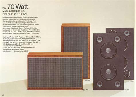 Plu Mba Speaker Series by Grundig Hifi Ls741