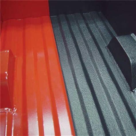 pol raptor spray  truck bed liner kit black tp tools equipment