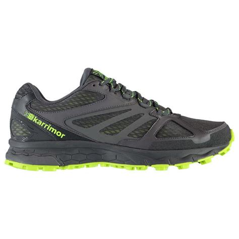 sports direct trail running shoes karrimor karrimor tempo 5 mens trail running shoes