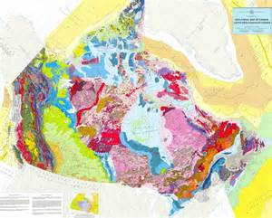 canada geological map 21 1 geological history of canada physical geology