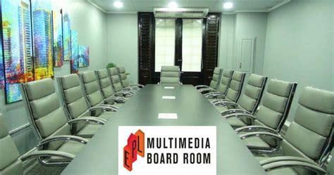 epl events epl multimedia boardroom la joya complex meeting room rental