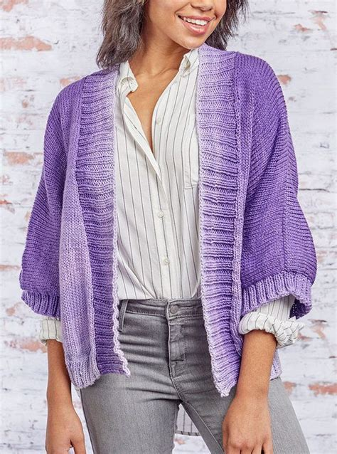 knitting pattern kimono cardigan 109 best bed jackets images on pinterest boleros hand