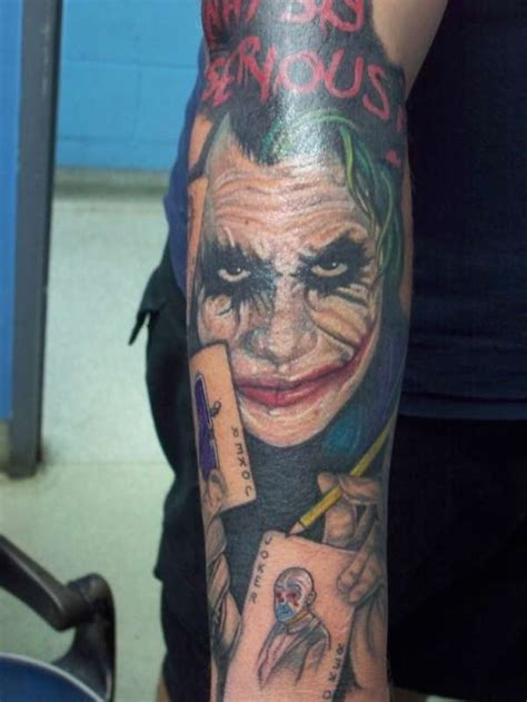 joker mouth tattoo best tattoo area joker tattoo