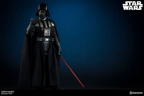 wars vader wars darth vader sixth scale figure by sideshow