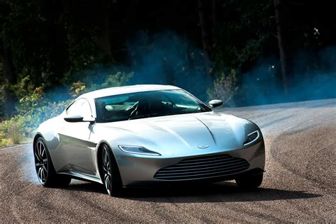Auto James Bond by Test Driving James Bond S Snazzy New Aston Martin Vanity