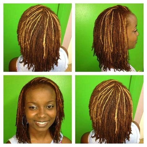 sisterlocks color gorg sisterlocks love the color natural hair pinterest