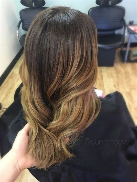 medium brown hair with honey partial honey highlights 642 best hair images on pinterest
