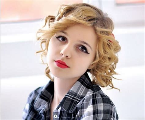 curly updo hairstyles for tween curly hairstyles for teenage girls