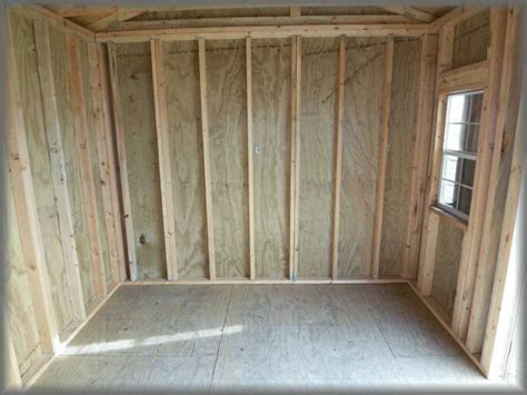 Inside Shed by Free 10 X12 Shed Plans Quotations Page Section Sheds
