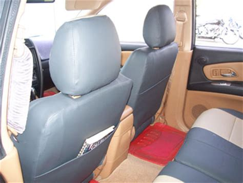 2008 ford escape seat covers leather ford escape 2005 2011 iggee s leather custom seat cover