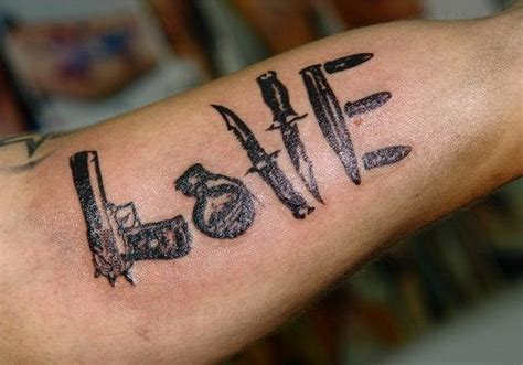 love tattoo tattoos