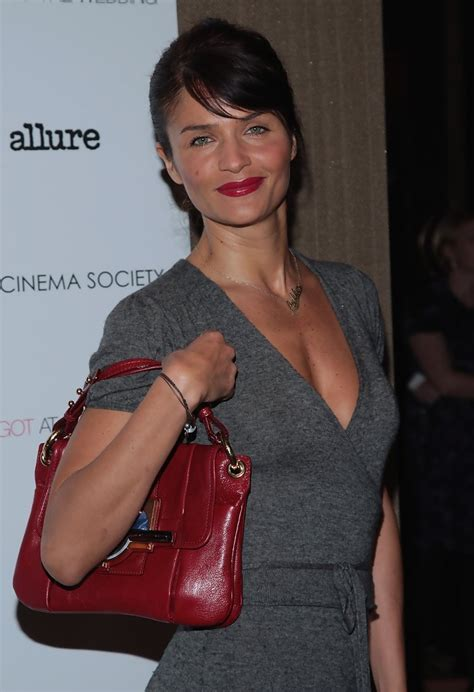 Helena Christensen Photos Photos   The Cinema Society