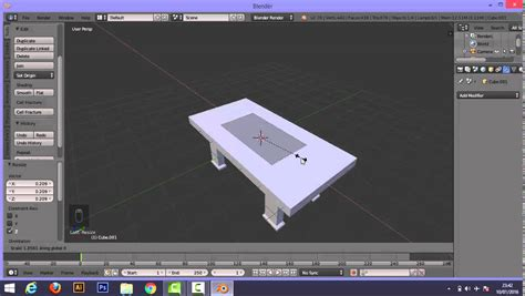 tutorial blender membuat ruangan tutorial membuat meja di blender youtube